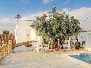 Amazing home in Las Terreras, Lorca w/ WiFi and 3 Bedrooms