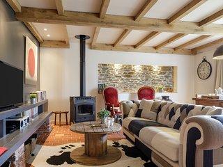 ▶︎ COUP DE COEUR : villa 4* avec bain chromothérapie et sauna
