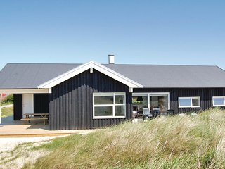 Stunning home in Rømø w/ Sauna, WiFi and 3 Bedrooms (A1002)