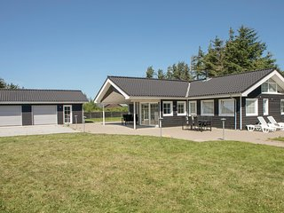 Stunning home in Lokken w/ Sauna and 4 Bedrooms (A10047)