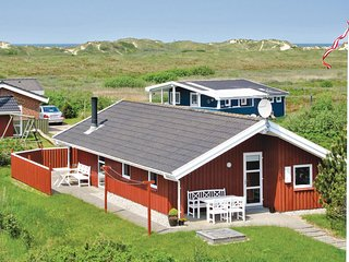 Amazing home in Rømø w/ Sauna, WiFi and 3 Bedrooms (A1010)