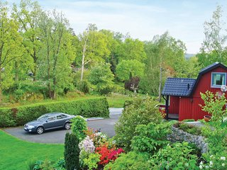 Amazing home in Ljungskile w/ WiFi and 1 Bedrooms (S08693)