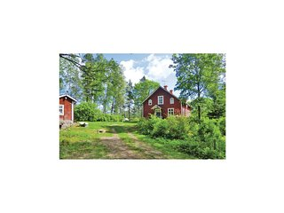Amazing home in Horn w/ Sauna, WiFi and 5 Bedrooms (S09103)