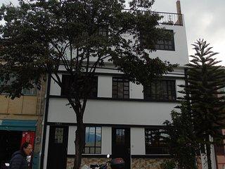 Apartamento en Bogotá o Habitacion para 1 o 2 personas