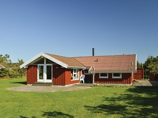Amazing home in Lokken w/ WiFi and 3 Bedrooms