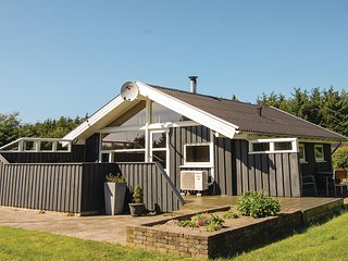 Stunning home in Lokken w/ WiFi and 2 Bedrooms
