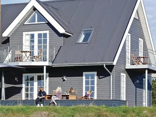 Awesome home in Rømø w/ Sauna and 2 Bedrooms (A1049)