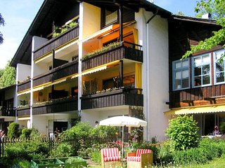 Alpin Ferienwohnung Ganser (GMP180)