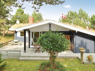Beautiful home in Rømø w/ Sauna, WiFi and 3 Bedrooms (A1057)