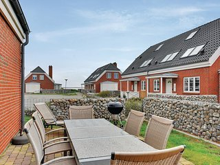 Awesome home in Rømø w/ Sauna, WiFi and 3 Bedrooms (A1067)