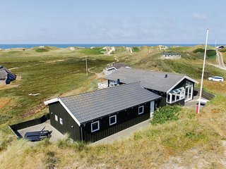 Amazing home in Ringkobing w/ Sauna, WiFi and 4 Bedrooms