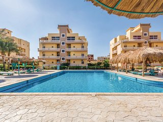 Nice home in Hurghada w/ WiFi and 2 Bedrooms