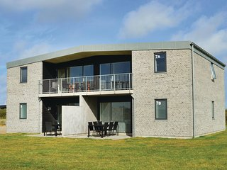 Beautiful home in Ringkøbing w/ WiFi and 2 Bedrooms