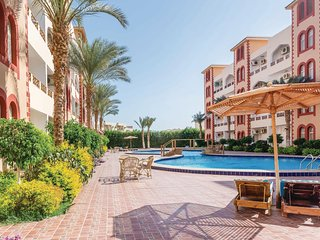 Awesome home in Sharm El-Sheikh w/ 1 Bedrooms