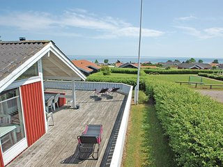 Beautiful home in Sjølund w/ WiFi and 2 Bedrooms