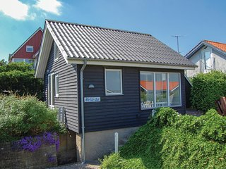 Stunning home in Sjolund w/ WiFi and 1 Bedrooms
