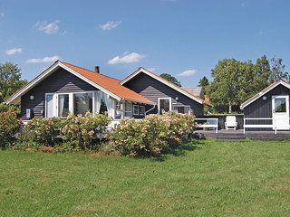 Amazing home in Hejls w/ Sauna, WiFi and 3 Bedrooms (F04518)