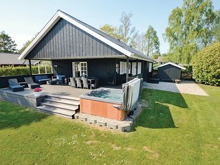 Nice home in Hejls w/ WiFi and 5 Bedrooms