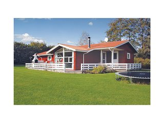 Beautiful home in Hejls w/ Sauna, WiFi and 4 Bedrooms