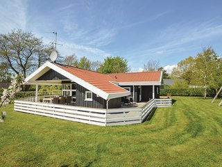 Stunning home in Hejls w/ Sauna, WiFi and 4 Bedrooms