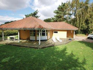 Beautiful home in Hejls w/ Sauna and 4 Bedrooms
