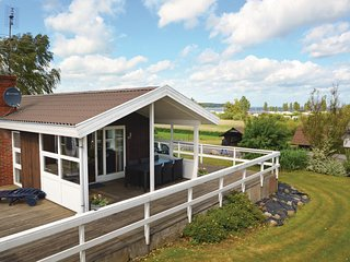Stunning home in Haderslev w/ Sauna, WiFi and 3 Bedrooms