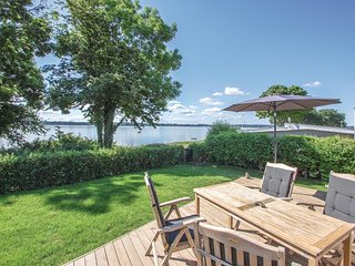 Nice home in Aabenraa w/ WiFi and 3 Bedrooms (F07213)
