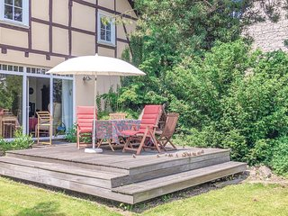 Nice home in Diemelstadt w/ WiFi and 1 Bedrooms