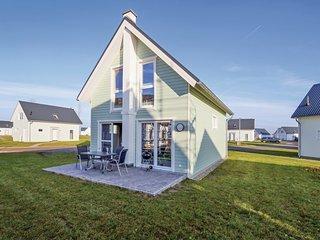 Stunning home in OstseeResort Olpenitz w/ Sauna, 2 Bedrooms and WiFi