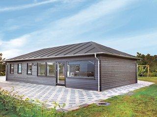 Beautiful home in Glesborg w/ Sauna, WiFi and 4 Bedrooms (D74010)