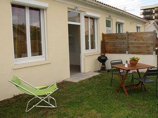 Charmante maisons individuelles avec son jardin