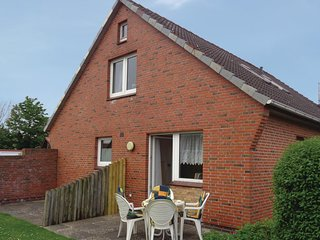 Awesome home in Friedrichskoog w/ 1 Bedrooms (DSH261)