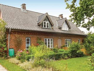 Beautiful home in Flüggendorf with WiFi and 1 Bedrooms (DSH244)