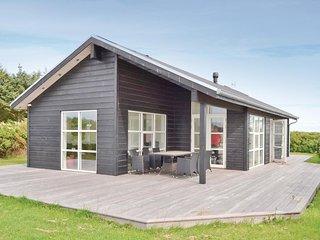 Beautiful home in Lokken w/ Sauna and 3 Bedrooms