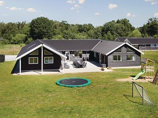 Beautiful home in Glesborg w/ Sauna, WiFi and 8 Bedrooms (D74035)
