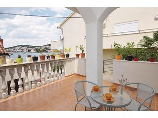 Nice home in Tisno w/ WiFi and 1 Bedrooms