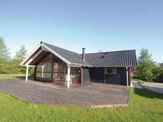 Stunning home in Glesborg w/ Sauna, WiFi and 3 Bedrooms (D74119)