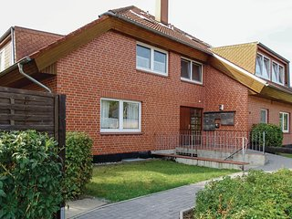 Stunning home in Großenbrode w/ 1 Bedrooms
