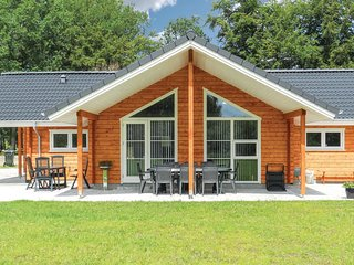 Amazing home in Glesborg w/ Sauna, WiFi and 3 Bedrooms (D74149)