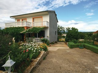 Stunning home in Raslina w/ WiFi and 2 Bedrooms