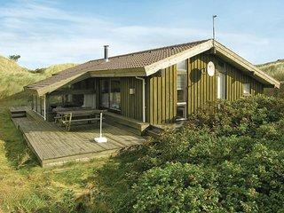 Beautiful home in Saltum w/ Sauna and 4 Bedrooms