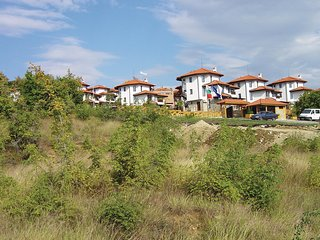 Beautiful home in Kosharitsa Village w/ 1 Bedrooms and Outdoor swimming pool