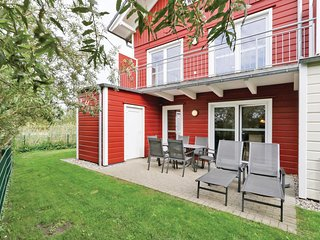 Nice home in Dagebüll w/ Sauna and 4 Bedrooms
