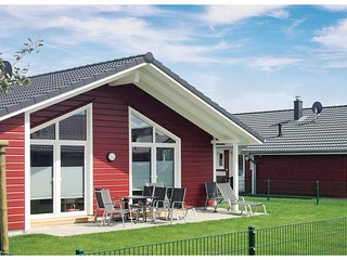 Awesome home in Dagebüll w/ Sauna and 2 Bedrooms