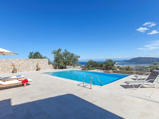 Stunning Villa Kallisto with Amazing SeaViews Now With 10%Off For EarlyJulyDates