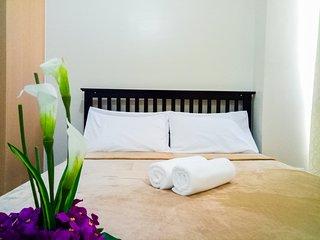 NAIA 3 - Spacious Suite n/Resorts World + WiFi
