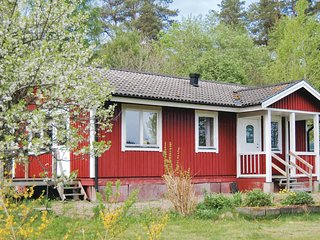 Awesome home in Nossebro w/ 1 Bedrooms