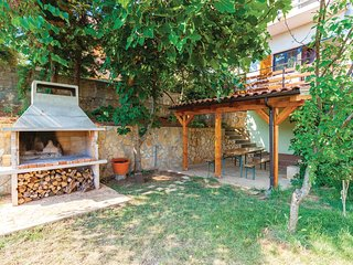 Amazing home in Krk w/ WiFi and 1 Bedrooms