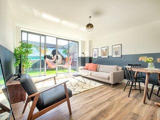 Buchanan St Apartment - With Garden and Sun Terrace