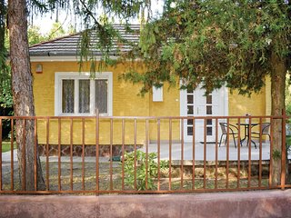 Beautiful home in Zamárdi w/ WiFi and 1 Bedrooms